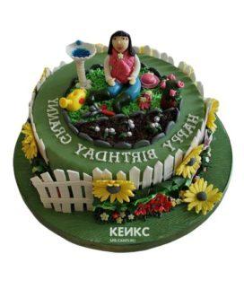 Торт дача-12