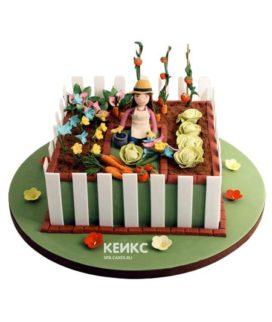 Торт дача-14