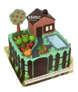 Торт дача-3