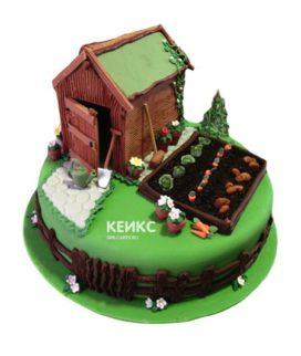 Торт дача-6