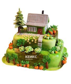 Торт дача-7
