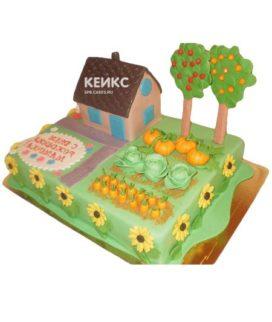 Торт дача-8