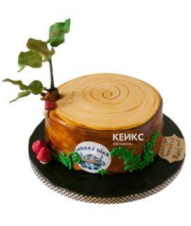 Торт дерево-10