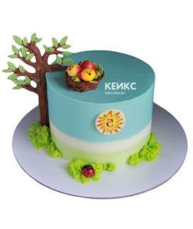Торт дерево-3