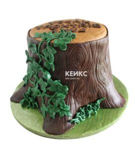 Торт дерево-7