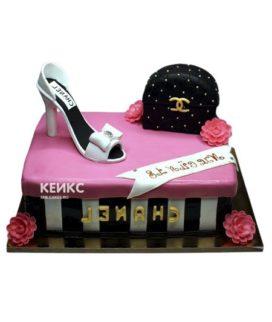 Торт девушке на 18 лет необычный 6