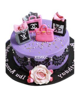 Торт девушке на 19 лет 2