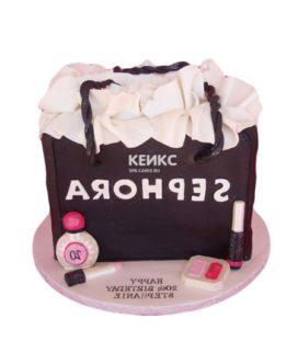 Торт девушке на 20 лет 6