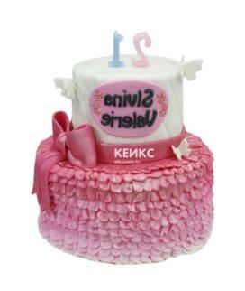 Торт девушке на 21 год 11