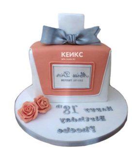 Торт девушке на 24 года 8