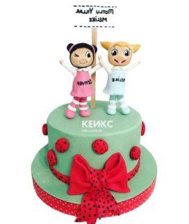 Торт для двух сестер-6