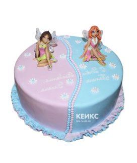 Торт для двух сестер-7