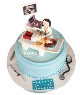 Торт для гинеколога-1