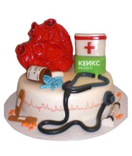 Торт для кардиолога-1