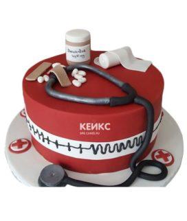 Торт для кардиолога
