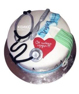 Торт для кардиолога-3