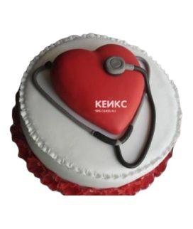 Торт для кардиолога-8