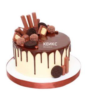 Торт для крестного 4