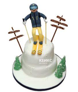 Торт для лыжника-5
