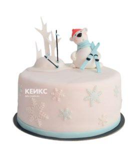 Торт для лыжника-6