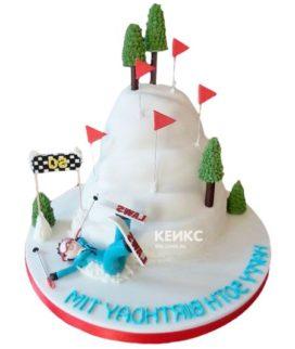 Торт для лыжника-7