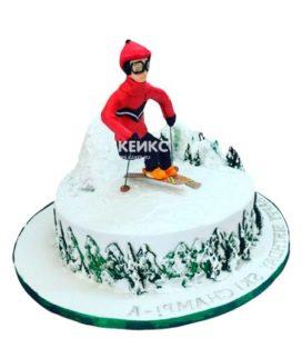 Торт для лыжника-9