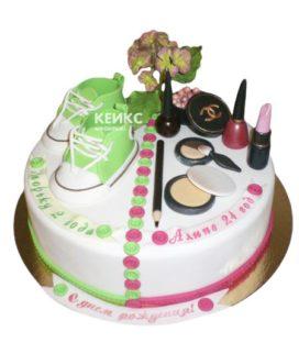 Торт для мамы и сына