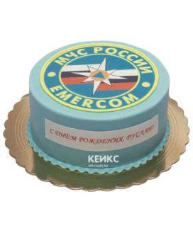 Торт для МЧС-2