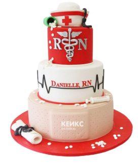 Торт для медсестры-1