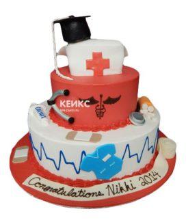 Торт для медсестры-3
