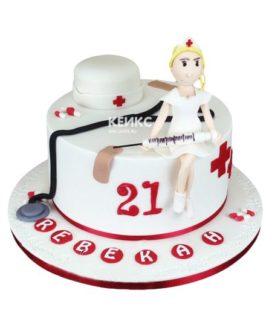 Торт для медсестры-5