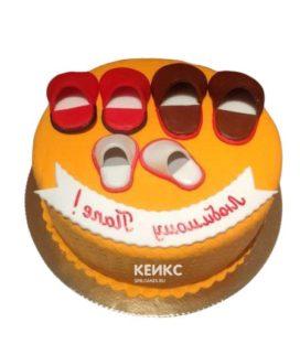 Торт для мужа и папы-13
