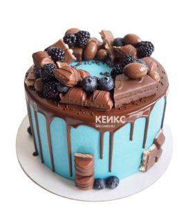 Торт для мужчины без мастики-1