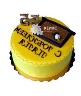 Торт для пчеловода