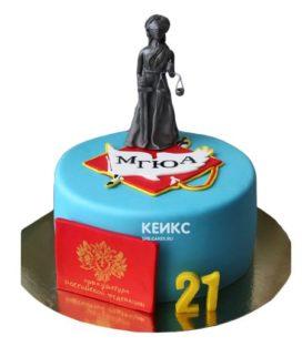 Торт для прокурора