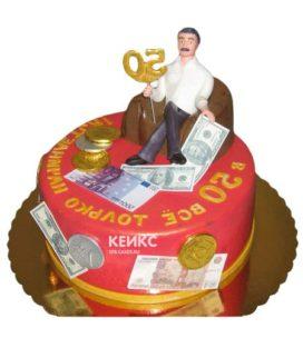 Торт для свекра-3