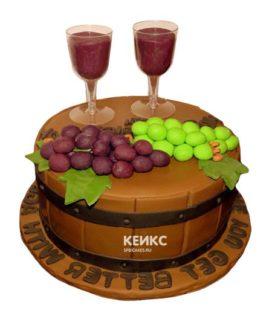Торт для свекра-5