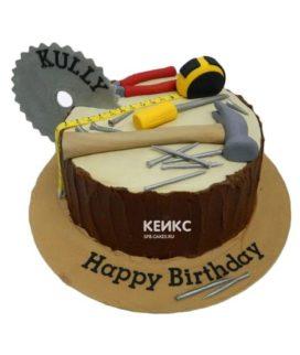 Торт для токаря-10