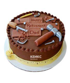 Торт для токаря-3