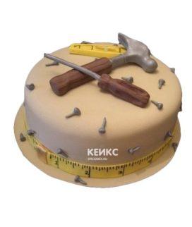 Торт для токаря-9