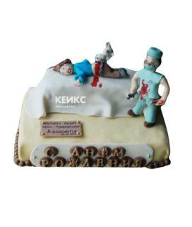 Торт для травматолога-1