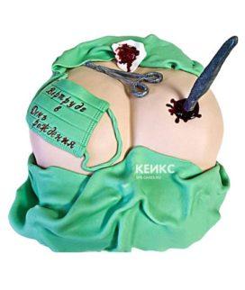 Торт для травматолога-2