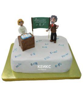 Торт для учителя физики-2