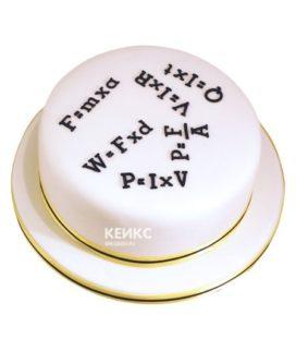 Торт для учителя физики-6