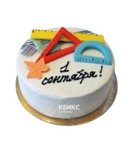 Торт для учителя математики-1