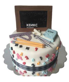 Торт для учителя математики