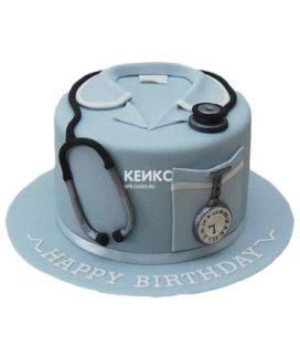 Торт для врача мужчины-8