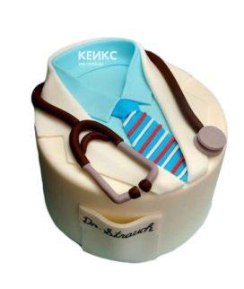 Торт для врача мужчины-9