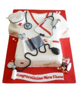 Торт для врача женщины-11