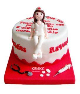 Торт для врача женщины-14